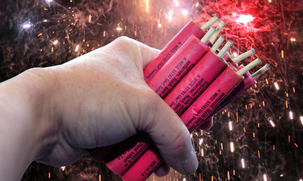 Feuerwerksverbot in Niedersachsen vorläufig außer Kraft gesetzt