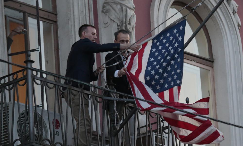 Medienbericht: USA planen Schließung letzter Konsulate in Russland