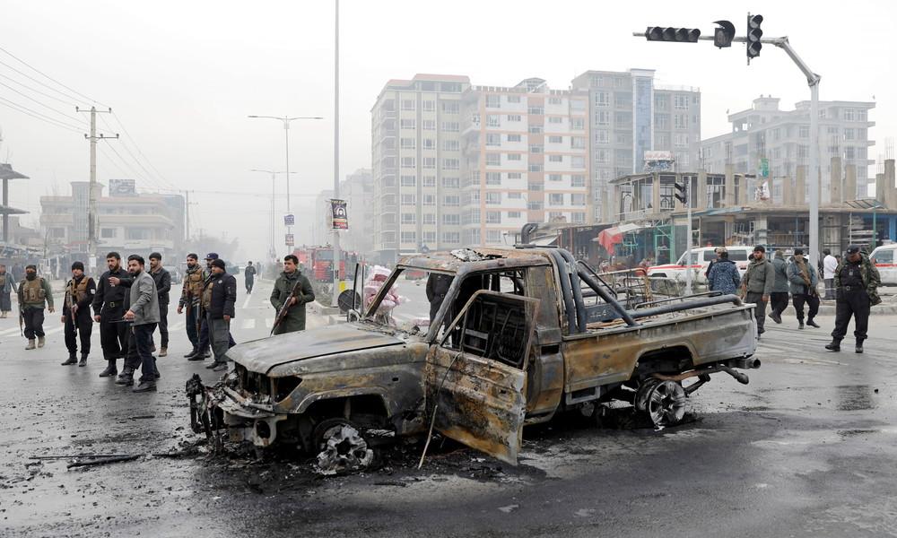 Mehrere Tote und Verletzte nach Explosion in Kabul