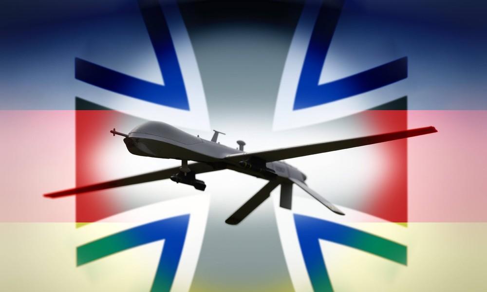 Außenminister Maas: Kein Problem mit bewaffneten Drohnen, aber auch nicht mit Debatte
