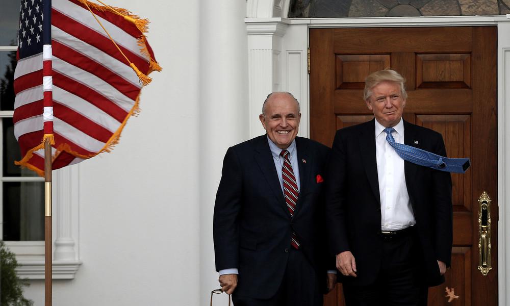 Trump-Team bringt Wahlkampf vor Supreme Court und fordert die Aufhebung von Pennsylvania-Urteilen