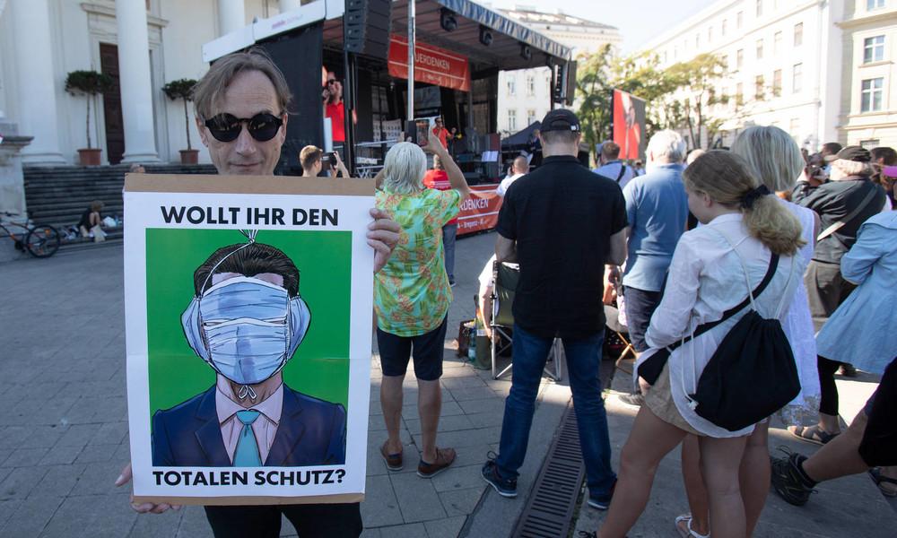 Österreich probt den Polizeistaat