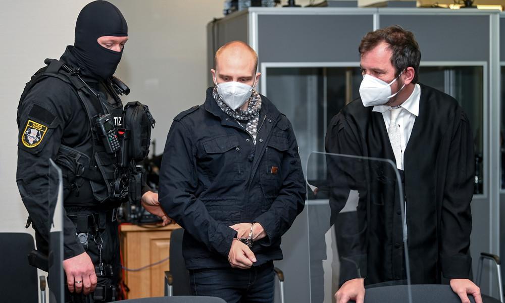 Terroranschlag von Halle: Attentäter zu lebenslanger Haft verurteilt