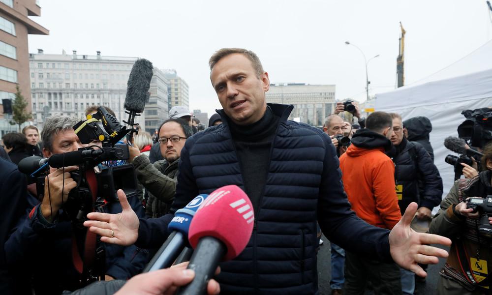 Der Fall Nawalny und die FSB-Geisterjäger von Bellingcat und Co (Teil 2)