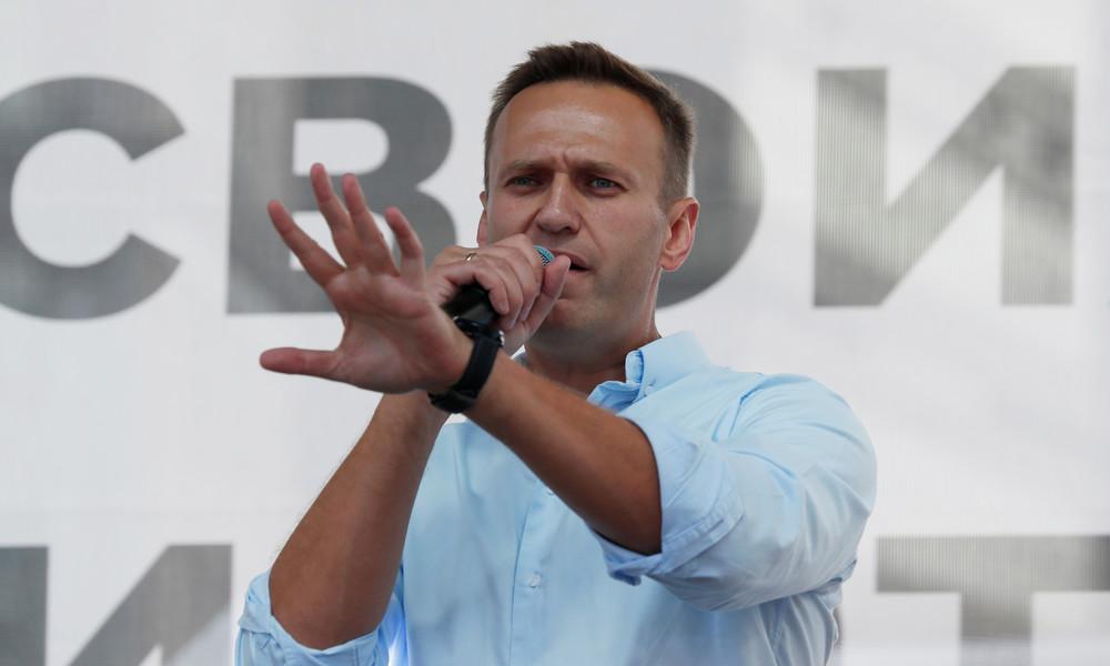 Bei Anruf Geständnis: Nawalny überführt angeblich FSB-Agenten, der ihn töten wollte
