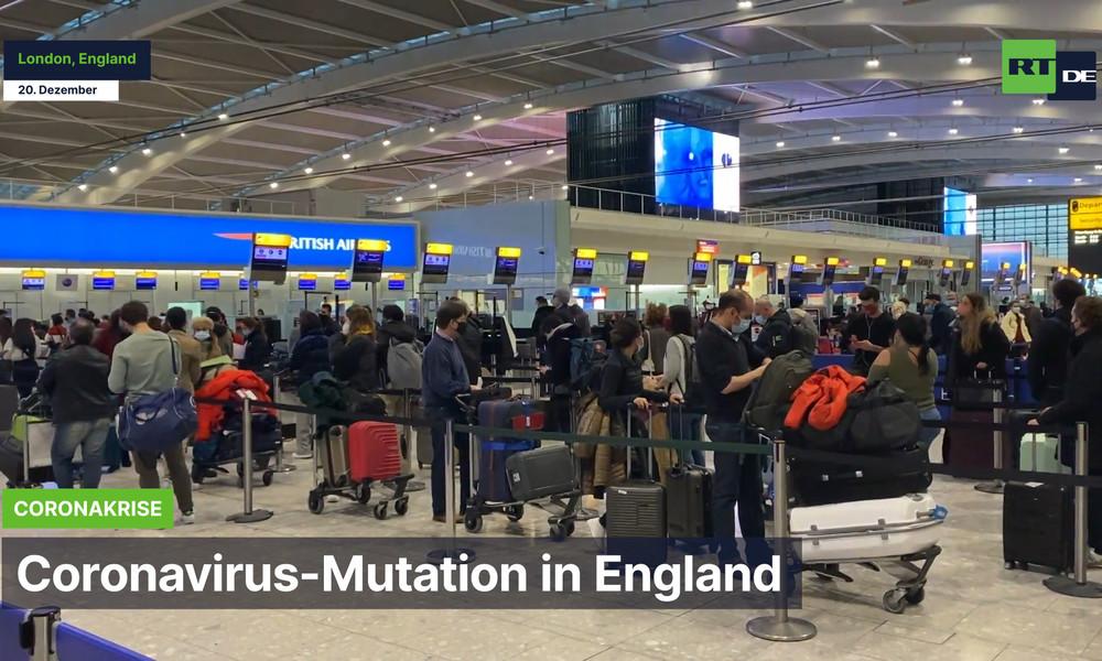 """""""Das ist unglaublich!"""" – Passagiere verwirrt und verärgert über Situation an den Grenzen"""