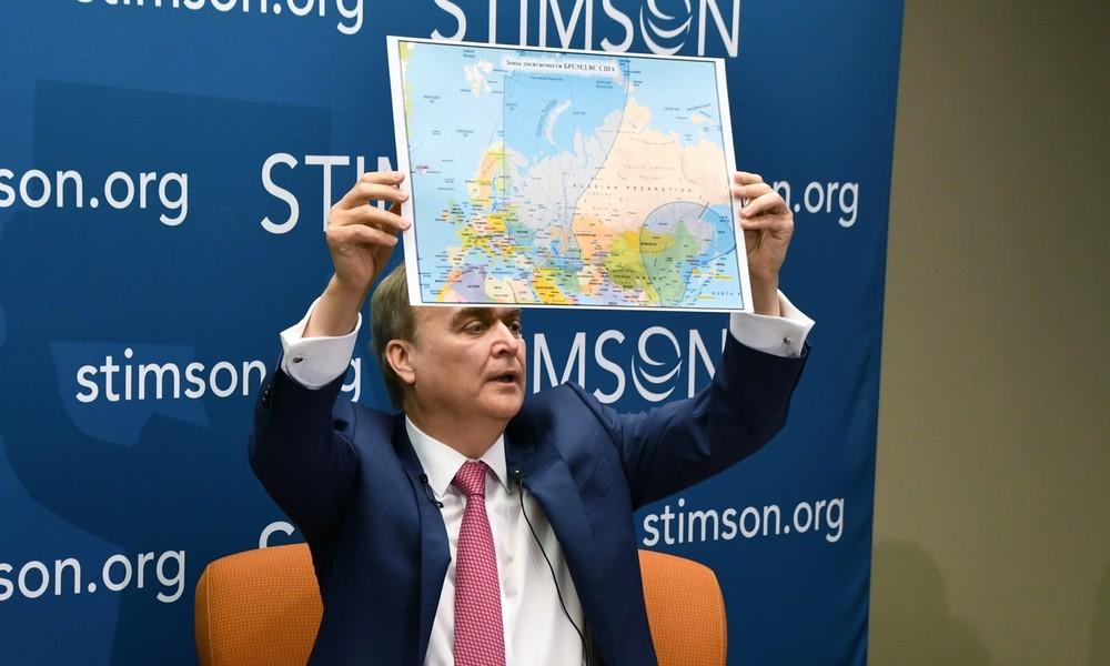 Russischer Botschafter in USA kritisiert neue Sanktionen gegen russische Unternehmen als destruktiv