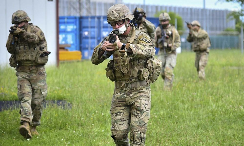 """""""Sonst hat NATO keinen Sinn"""" – Russischer Politiker erklärt, warum Moskau die """"Hauptbedrohung"""" ist"""