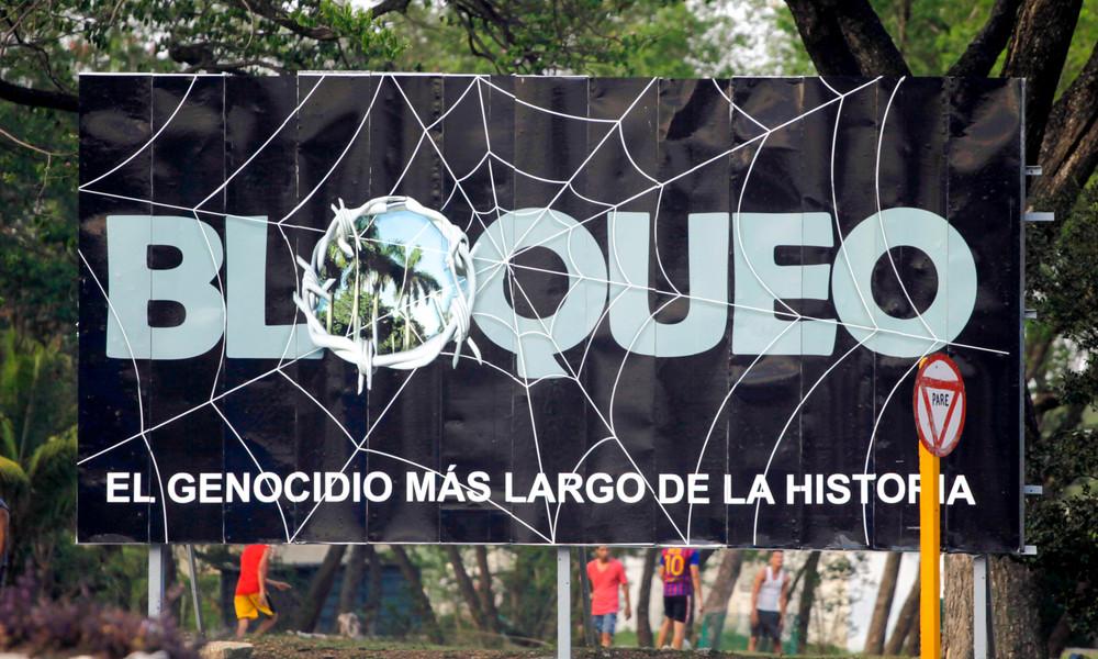 USA verschärfen Blockade gegen Kuba und Nicaragua