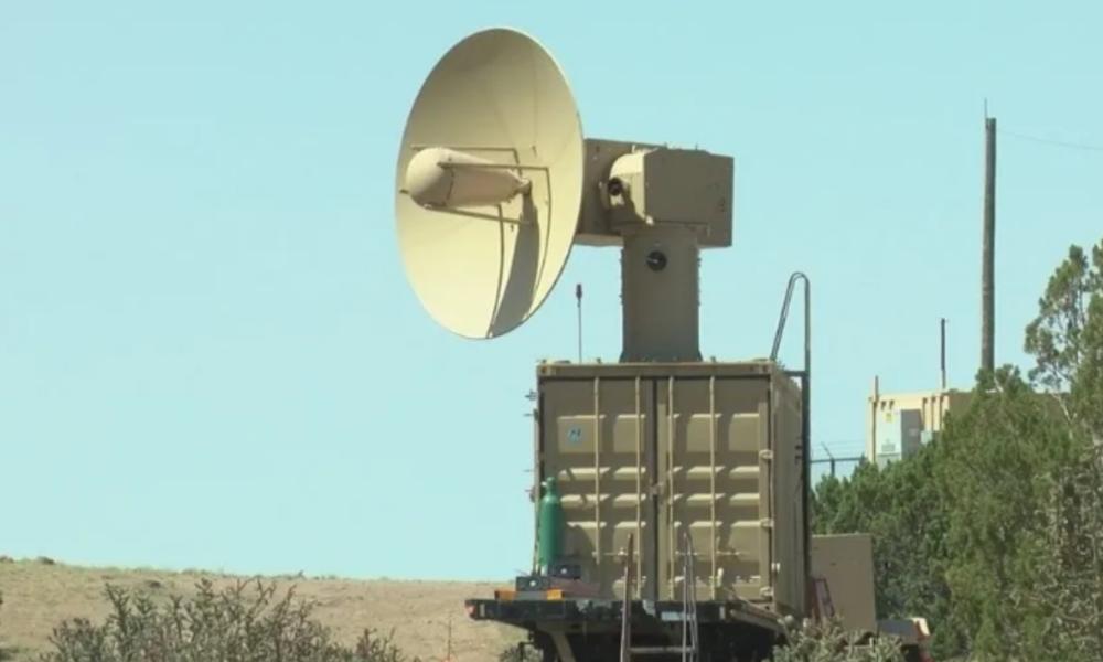 Im Kampf gegen den Terrorismus: US-Luftwaffe testet in Afrika neues elektromagnetisches Waffensystem