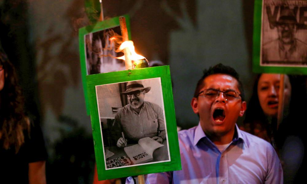 Mindestens 30 Journalisten wurden 2020 weltweit ermordet – Mexiko ist das gefährlichste Land