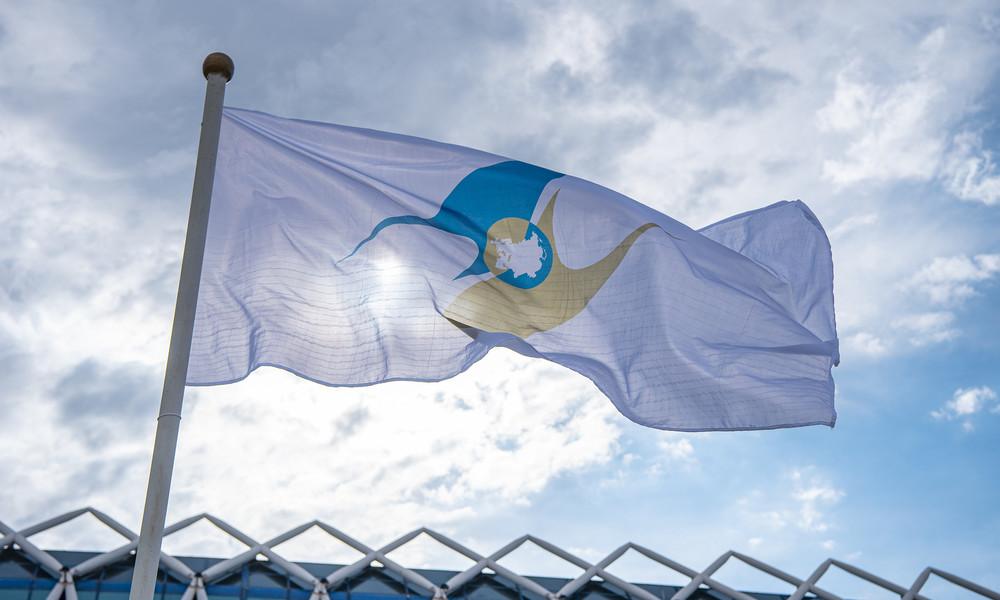 Eurasische Wirtschaftsunion verhandelt mit Indien über Freihandelszone