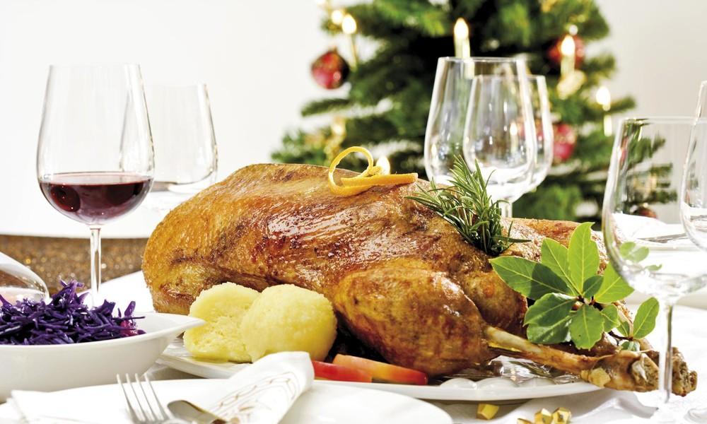 """Weihnachten und der Nachbar hat einen Gast zu viel zum Gänsebraten: """"Nicht sofort die Polizei rufen"""""""