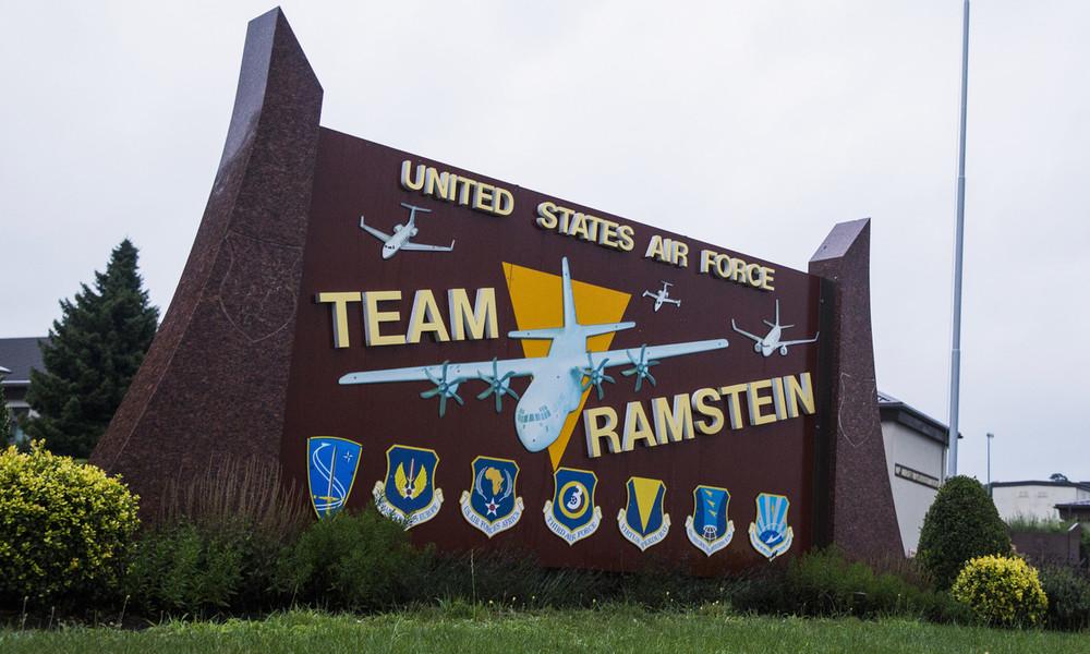 """""""Luftangriff"""" - Fehlalarm auf US-Luftwaffenstützpunkt Ramstein versetzt Armeeangehörige in Panik"""