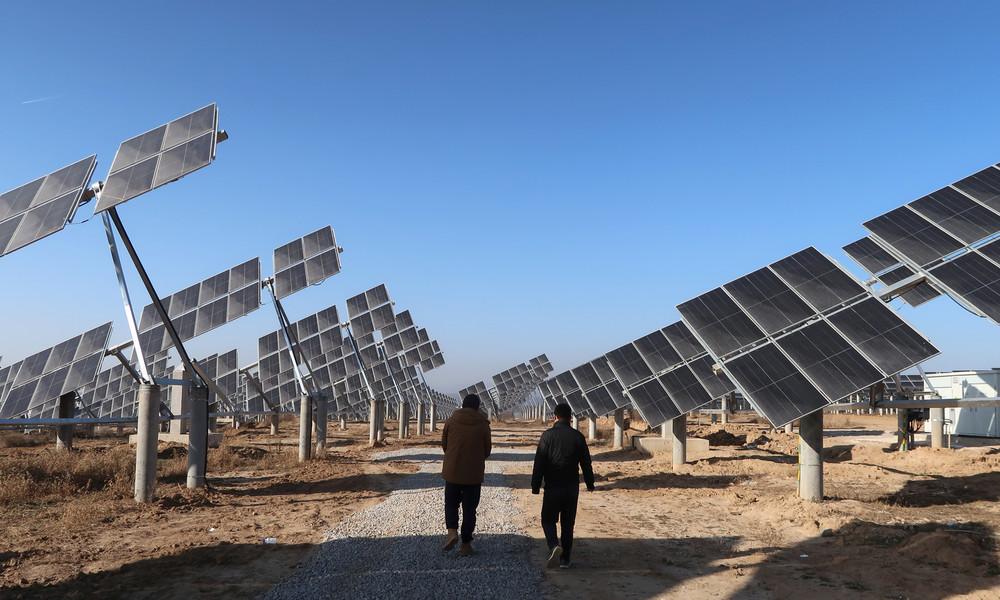 China hebt Beschränkungen für ausländische Investitionen in den Energiesektor auf