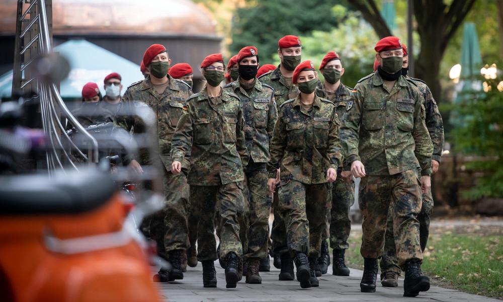 """Bundeswehr soll Corona-Impfungen absichern – Tagesschau spricht von """"Heimatfront"""""""