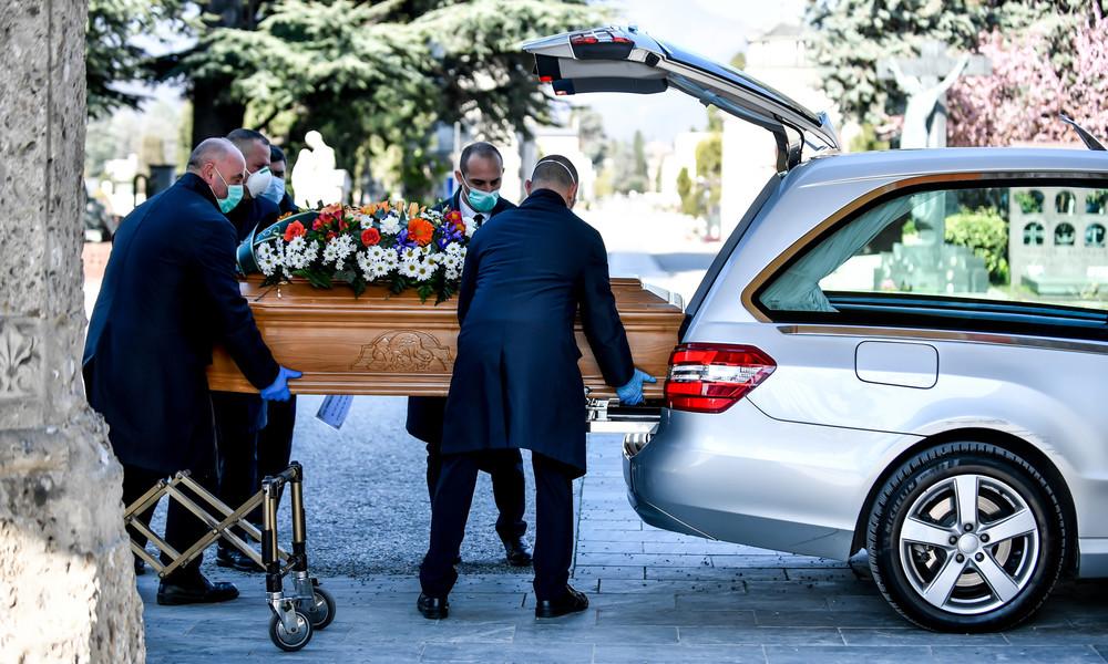 Italien: Familien der Corona-Opfer klagen Behörden an und fordern 100 Millionen Euro Schadensersatz