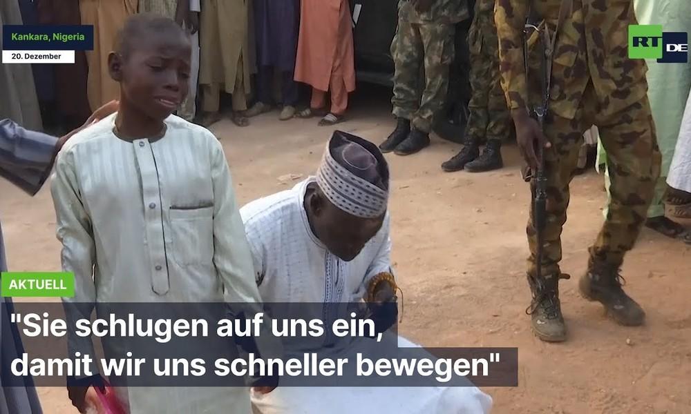 Nigeria: Von Boko Haram entführte Schuljungen erzählen von ihrer Qual