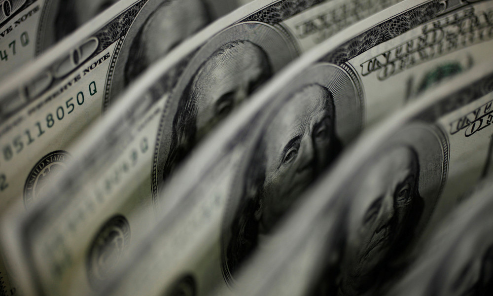 Russische Zentralbank: US-Sanktionen könnten zum Untergang des US-Dollars führen