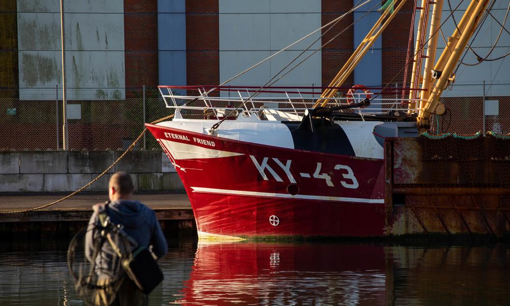 """""""Schwarzer Tag für die europäische Fischerei"""": Brexit-Streit um Fischereigründe beigelegt"""
