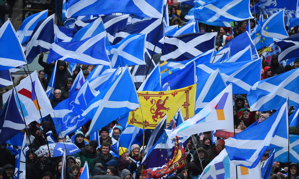 """Nach Brexit: """"Zeit, Schottlands Zukunft als 'unabhängige, europäische Nation' zu gestalten"""""""