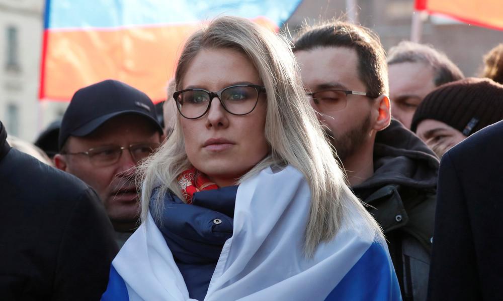 Russland: Behörden leiten Strafverfahren gegen Nawalny-Mitarbeiterin wegen Hausfriedensbruchs ein