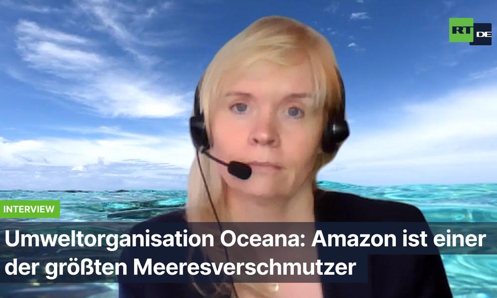 Umweltorganisation Oceana greift Amazon wegen Plastikmüll an