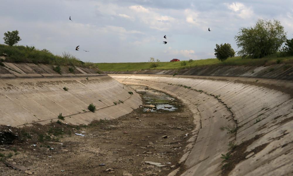 Wasser-Blockade geht weiter: Ukraine will nun Bau einer Entsalzungsanlage auf der Krim verhindern