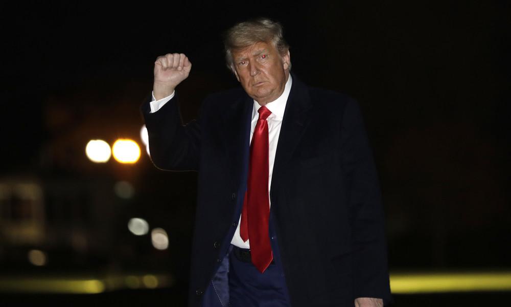 Medienbericht: US-Militär angeblich besorgt über mögliche Einführung des Kriegsrechts durch Trump