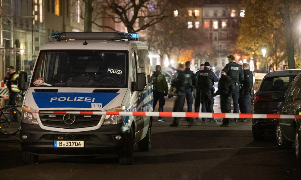 Mehrere Verletzte bei Schüssen in Berlin-Kreuzberg