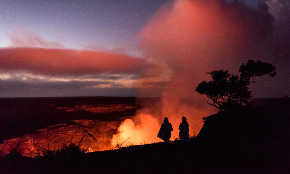 Kilauea auf Hawaii erneut ausgebrochen