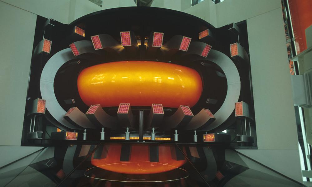 """""""Künstliche Sonne"""" in Südkorea erzielt neuen Weltrekord: 20 Sekunden lang 100 Millionen Grad"""