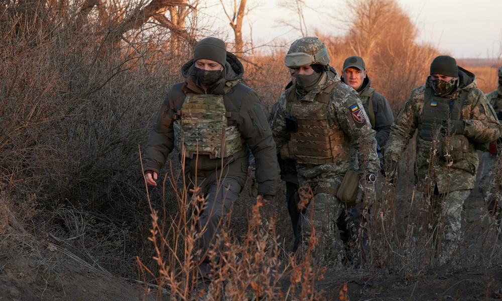 """""""Alle werden mobilisiert"""" – Die Ukraine und ihre Kriegsszenarien gegen Russland"""