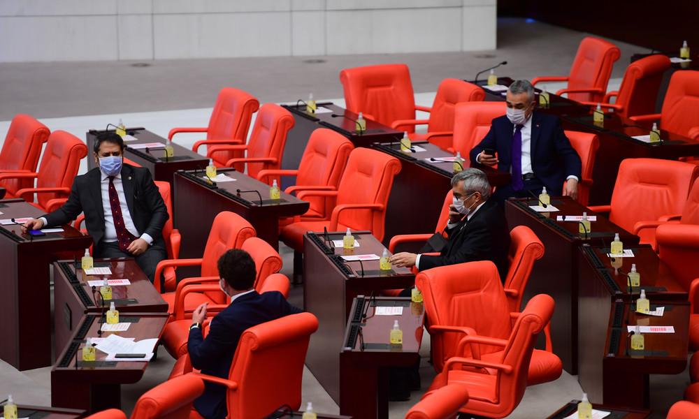 Türkei: Parlament beschließt Gesetz zur Regulierung zivilgesellschaftlicher Organisationen