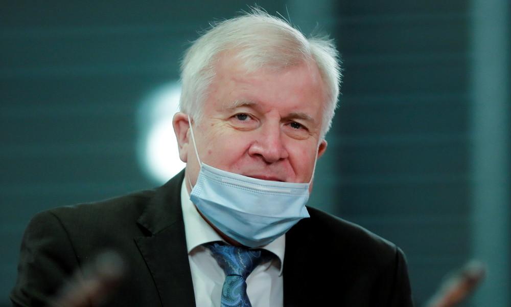 Bundesinnenminister Seehofer spricht sich gegen Sonderrechte für Geimpfte aus