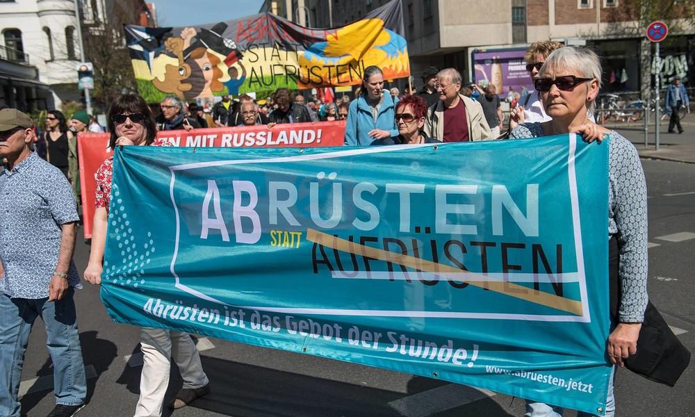 Teile der SPD kritisieren strikte Ablehnung des UN-Atomwaffenverbots