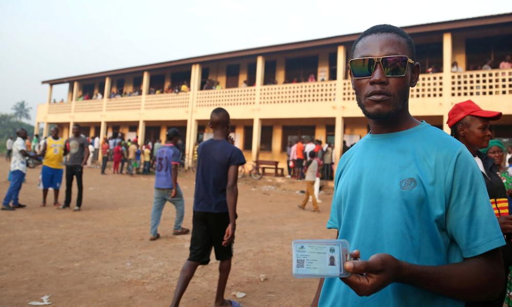 Zentralafrika: Bürger wählen mitten im Krieg neuen Präsidenten