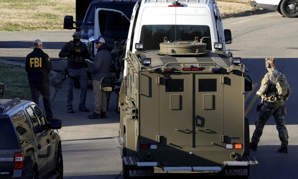 FBI untersucht Explosion in Nashville: War die Ursache Verfolgungswahn aus Angst vor 5G?