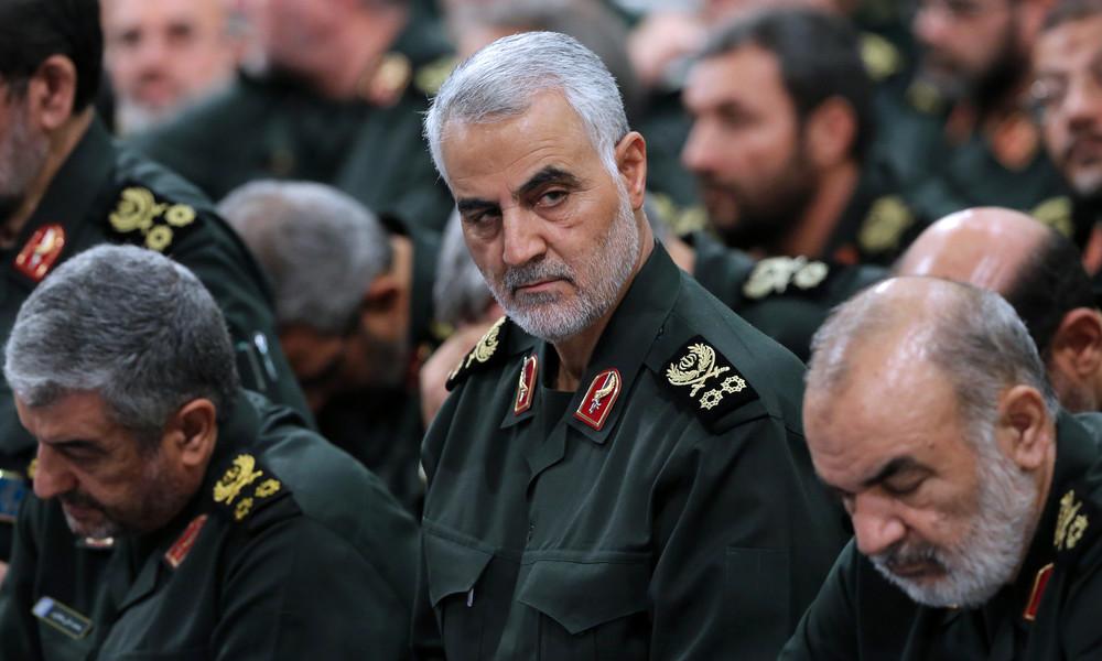 Was die Ermordung von Soleimani mit dem russischen Militäreinsatz in Syrien zu tun hat