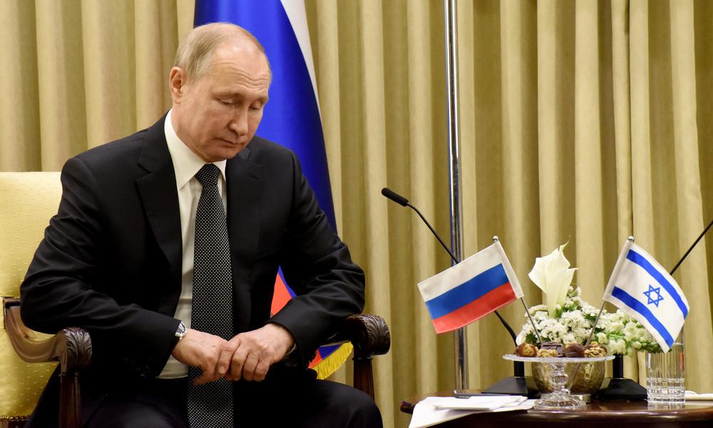 """Moskau """"verblüfft"""" über israelische Reaktion auf Interview des russischen Botschafters in Tel Aviv"""