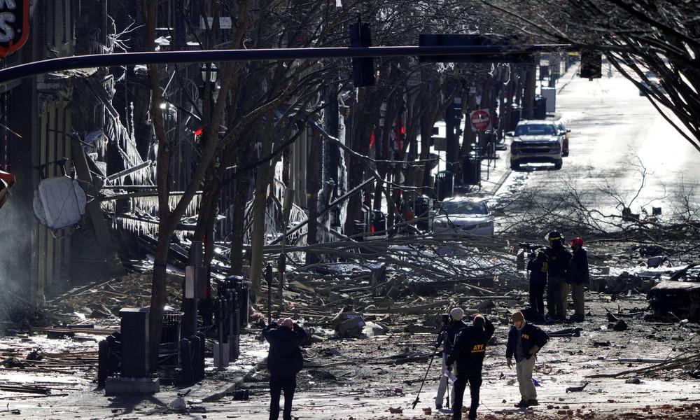 Bombenattentäter von Nashville mithilfe von DNA-Proben offiziell identifiziert