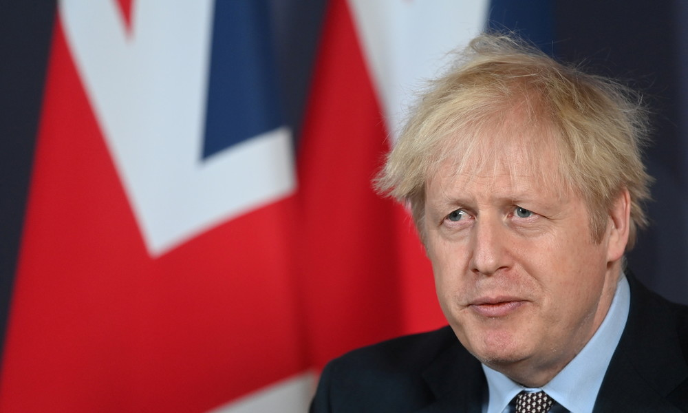 Johnson: Brexit-Abkommen bietet britischem Finanzsektor keinen vollen Zugang zu EU-Märkten