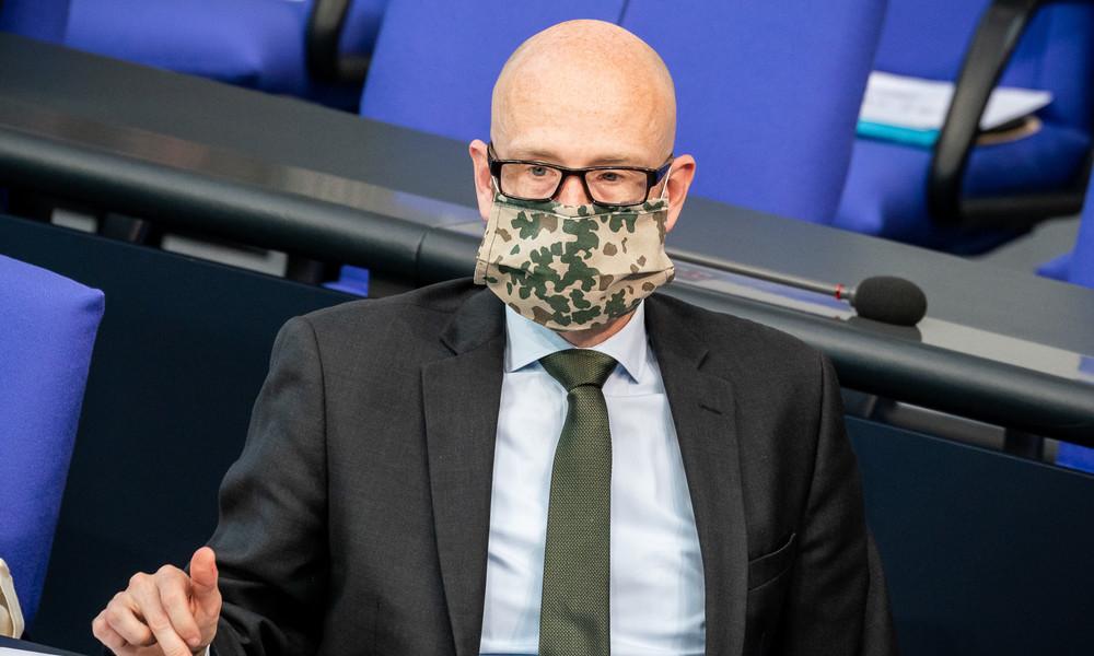 """Peter Tauber: Ablehnung des Impfens ist """"menschenfeindlich"""""""