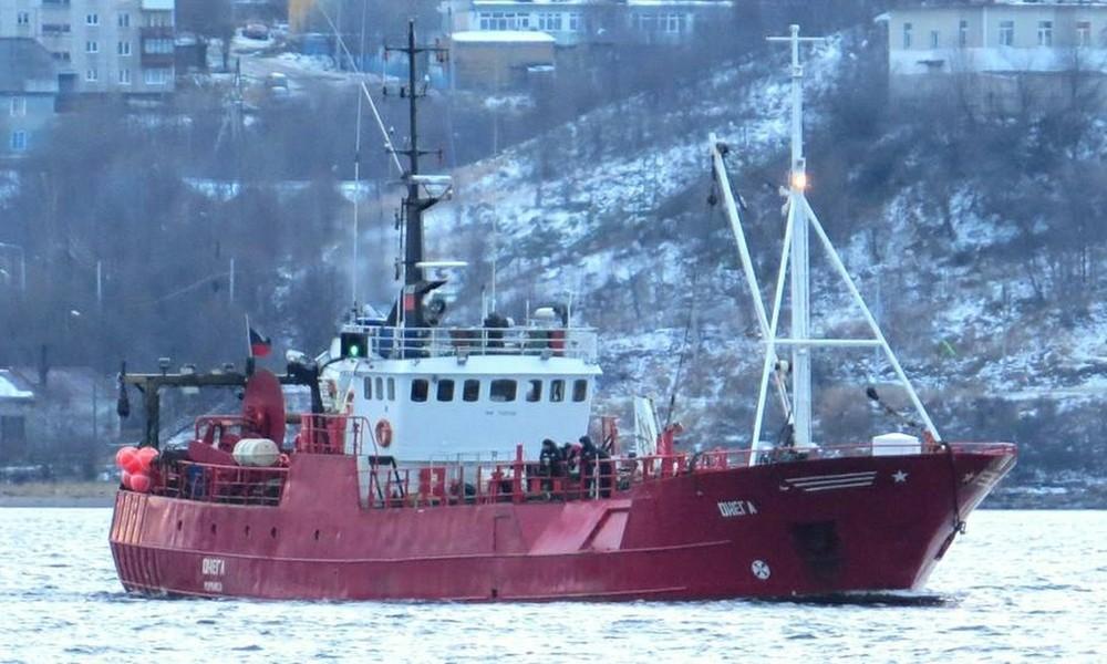 Russland: Fischerboot sinkt in Barentssee – zwei Menschen gerettet, weitere 17 vermisst
