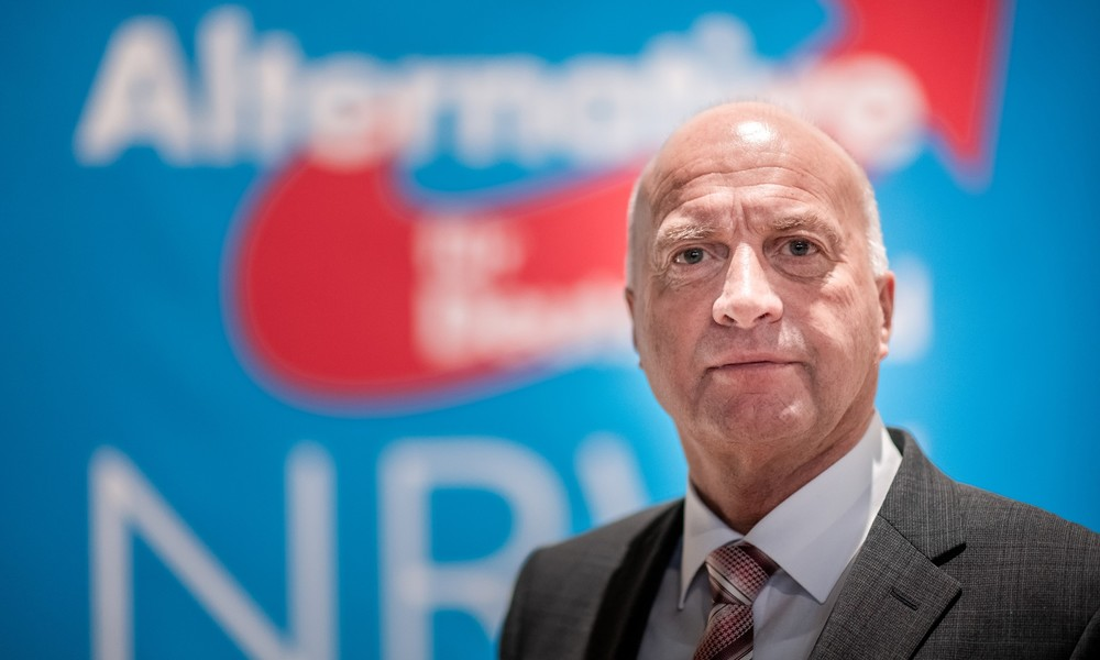 """AfD-Abgeordneter zum Drohnen-Streit: """"SPD sieht in der Koalition mit der CDU keine Zukunft"""""""