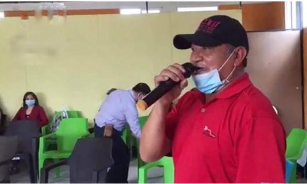 Honduras: Indigener Führer und Umweltaktivist Félix Vásquez ermordet