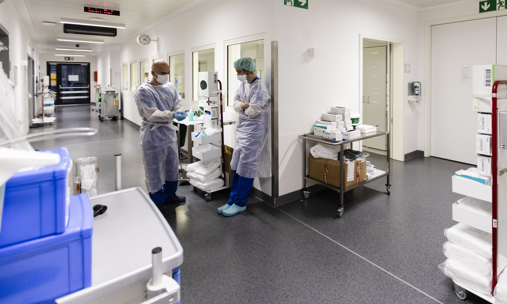 Verschobene Operationen, fehlende Einnahmen: Kliniken drohen Engpässe bei Gehaltszahlungen