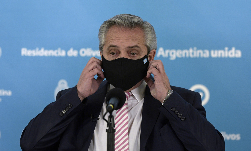 Impfkampagne mit Sputnik V in Argentinien: Präsident Fernández sieht Handelskrieg hinter Kritik