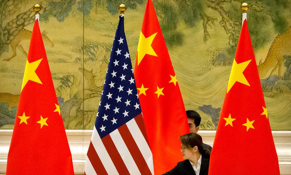 US-Konjunkturpaket: China kritisiert neue US-Maßnahmen zur Unterstützung Taiwans und Tibets