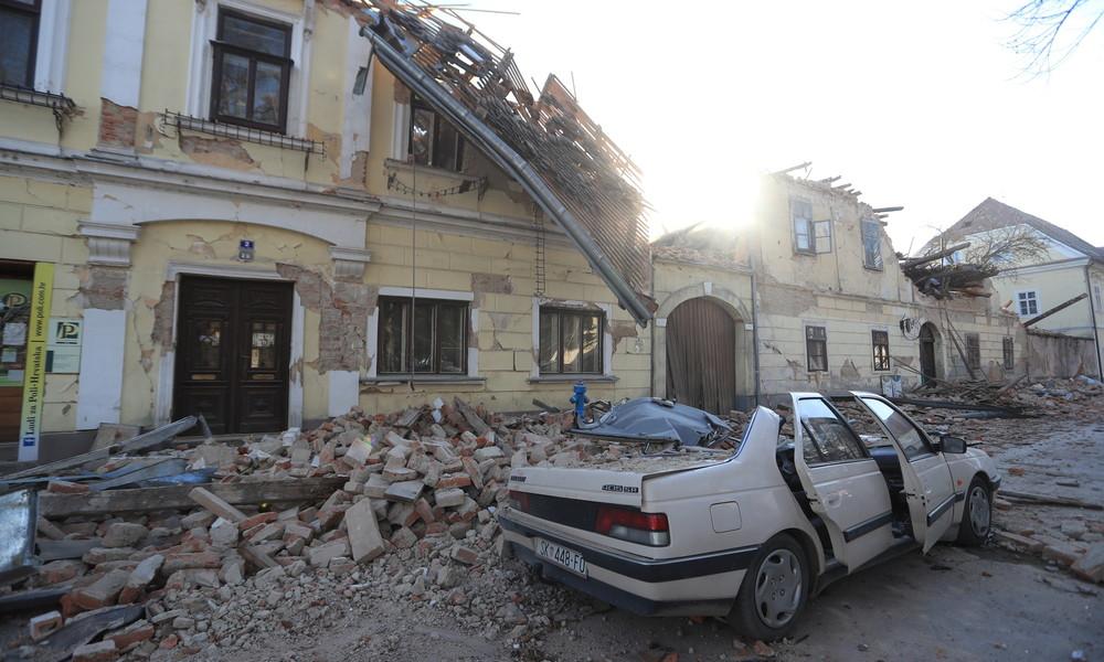 Nach weiterem schweren Erdbeben in Kroatien: Slowenien schaltet Atomkraftwerk ab